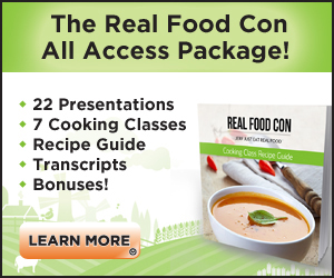 Real food con plus free cookbook free presentations and free videos real food con jerf just eat real food underground wellness sean croxton forumfinder Gallery
