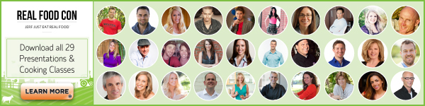 Real Food Con Day 3: I'm Speaking (plus JJ Virgin, Jimmy Moore, and a cooking class!)